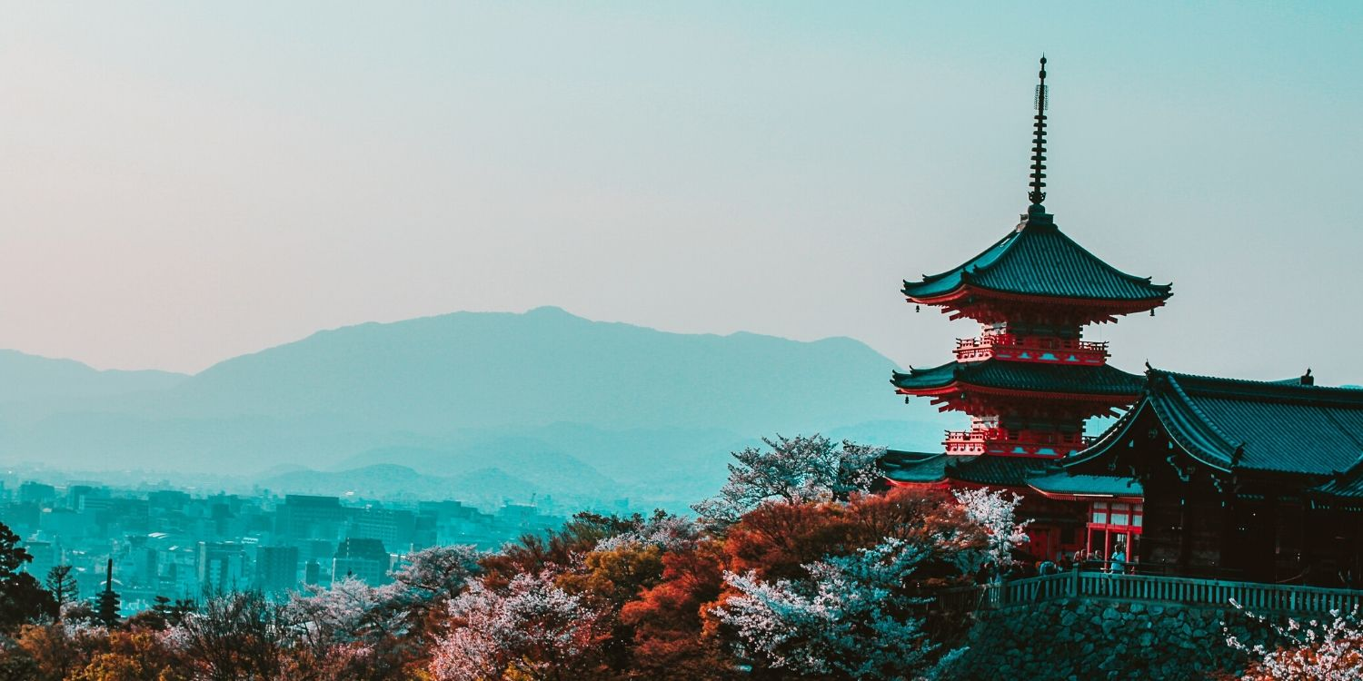 Bettersafe - The best places to travel in 2020 -  Kyoto, Japan