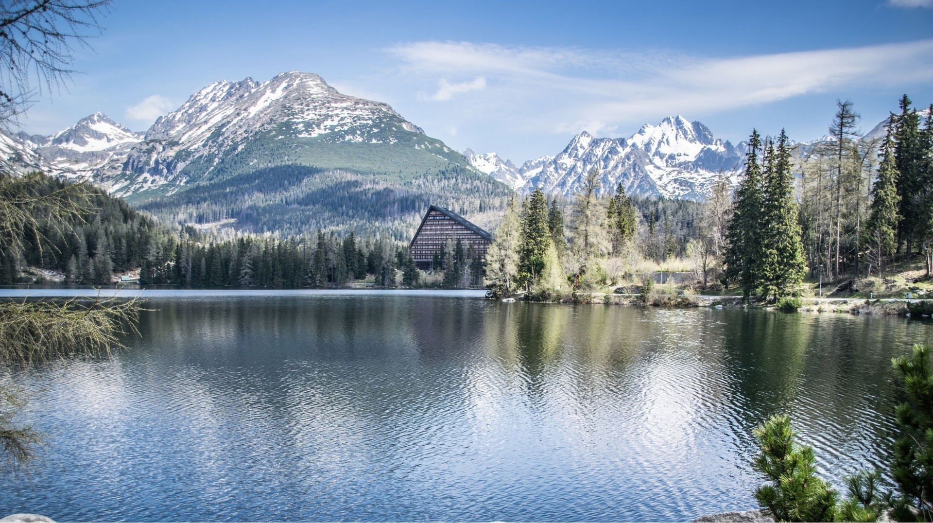 Bettersafe Best places to visit in Europe 2019 - High Tatras Slovakia