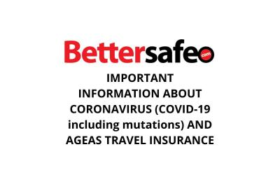 Important information about Travel Insurance and COVID19